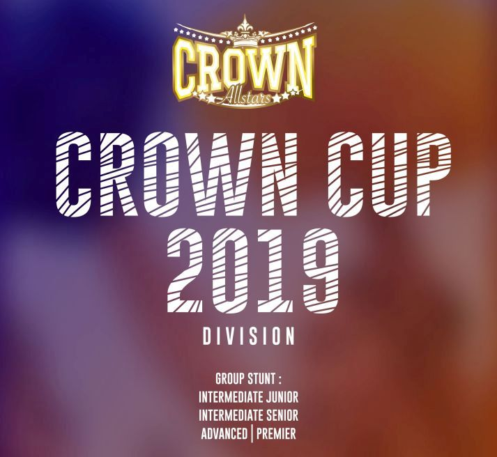distro bandung CROWN CUP 2019 - Cheerleader Competition