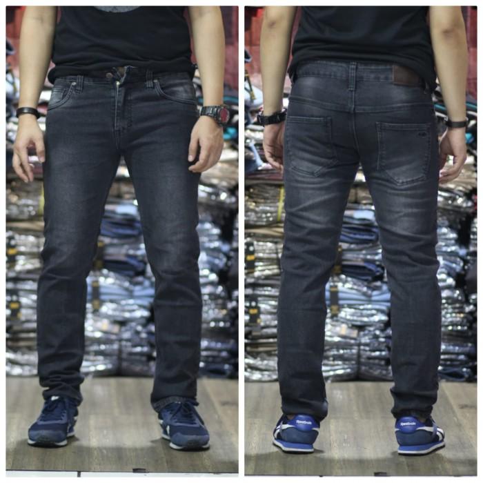 distro bandung Strecht Jeans