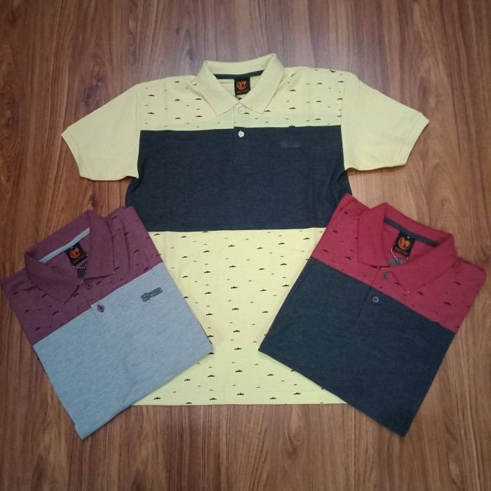 distro bandung polo shirt ap fp