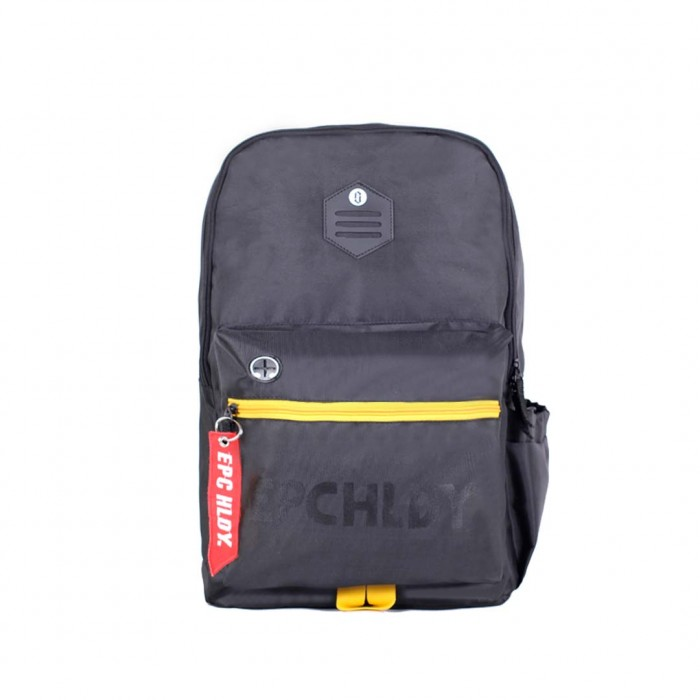distro bandung Tas Ransel Backpack Paniai Black Epchldy Original